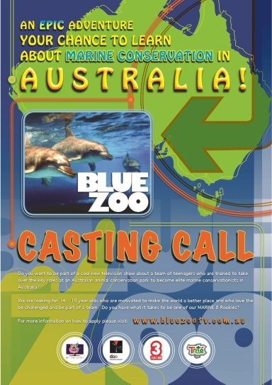 Blue Zoo poster