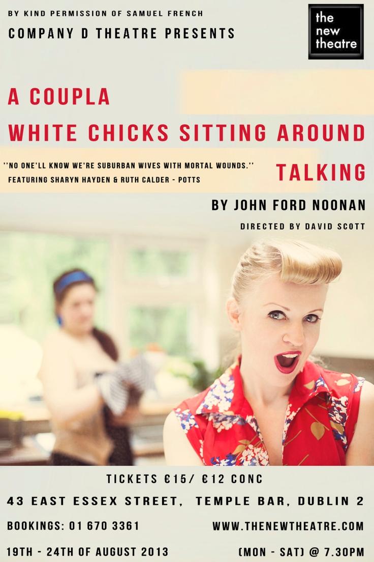 Sharon Hayden A Coupla White Chicks....