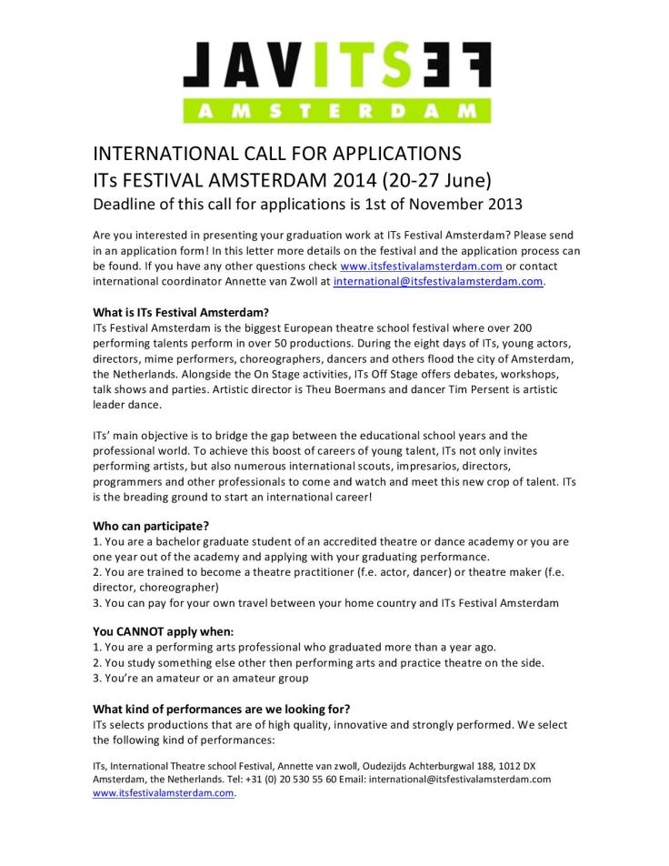 international call for application ITs Festival Amsterdam-page-001