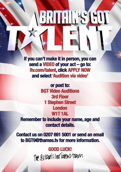 British got talent 2